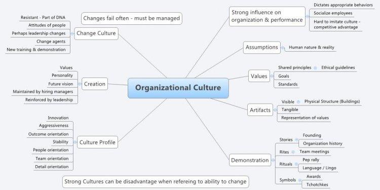 Create a culture change