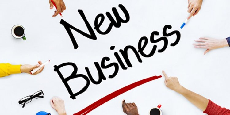 We Support New Business
