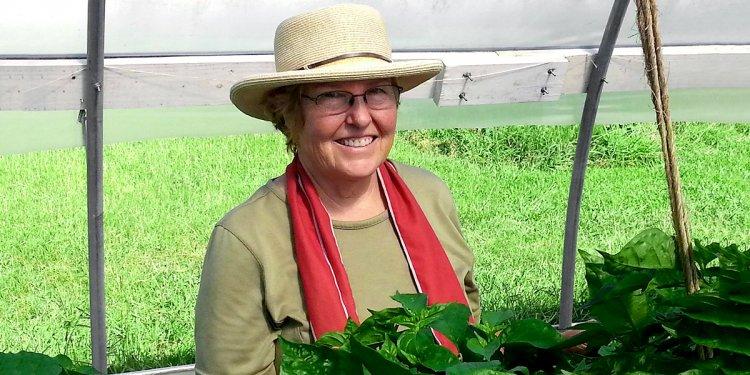 PCG Member Mary Roberts