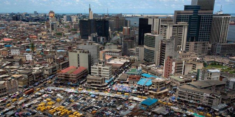 Nigeria s rapidly expanding