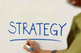 Business owners are usually in control of strategic plans.