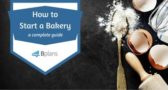 how to begin a Bakery